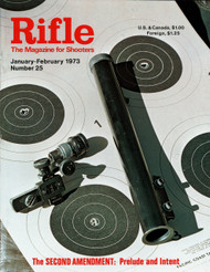 Rifle 25 January 1973