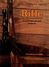 Rifle 66 November 1979