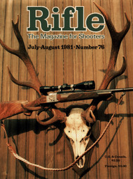 Rifle 76 July 1981