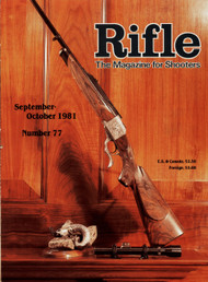 Rifle 77 September 1981