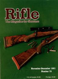 Rifle 78 November 1981