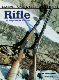 Rifle 092 March 1984