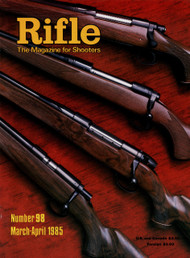 Rifle 98 March 1985