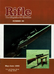 Rifle 99 May 1985