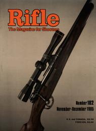 Rifle 102 November 1985