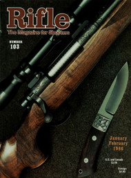 Rifle 103 January 1986
