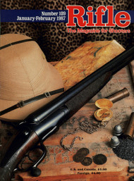 Rifle 109 January 1987