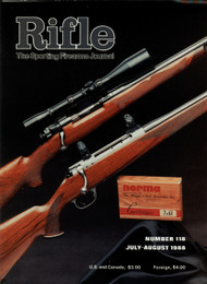 Rifle 118 July 1988