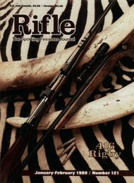 Rifle 121 January 1989
