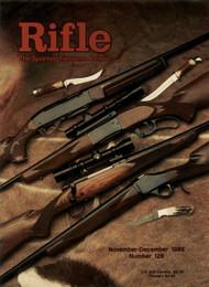 Rifle 126 November 1989