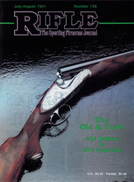 Rifle 136 July 1991
