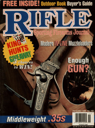 Rifle 168 November 1996