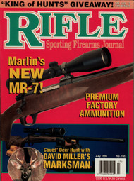 Rifle 166 July 1996