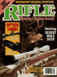 Rifle 165 May 1996
