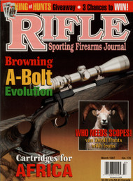 Rifle 170 March 1997