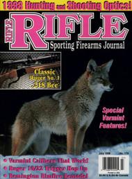 Rifle 178 July 1998