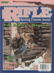 Rifle 188 March 2000