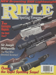 Rifle 205 January 2003