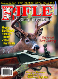 Rifle 222 November 2005