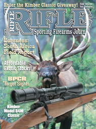 Rifle 233 September 2007