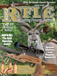 Rifle 234 November 2007