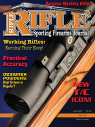 Rifle 254 January 2011