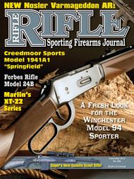 Rifle 265 November 2012