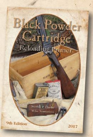 Black Powder Cartridge Reloading Primer- Newly Revised 9th Edition