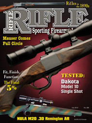 Rifle 269 July 2013