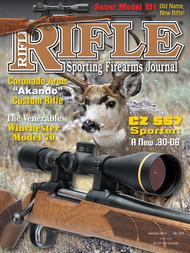 Rifle 272 January 2014