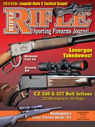 Rifle 276 September 2014