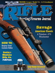 Rifle 285 March 2016