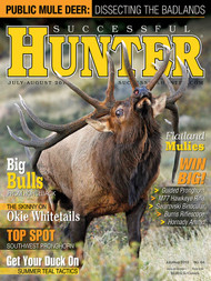 Successful Hunter 64 July 2013