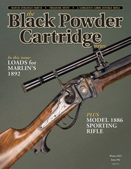 Black Powder Cartridge News 92 Winter 2015