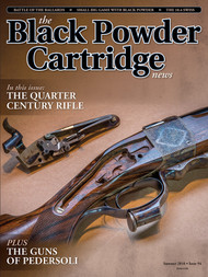 Black Powder Cartridge News 94 Summer 2016