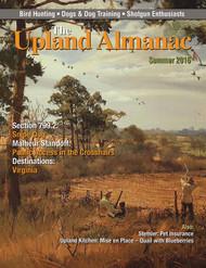 Upland Almanac 2016 Summer