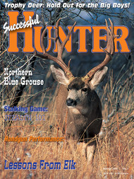 Successful Hunter 2 March 2003