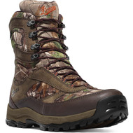 "Danner Men's High Ground 8"" Realtree Xtra Green Hunting Boot Style No. 46222"
