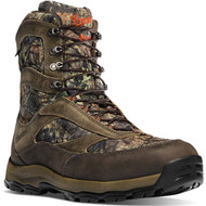 "Danner Men's High Ground 8"" Mossy Oak Break-Up Country 400G Hunting Boot Style No. 46246"