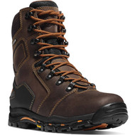 "Danner Men's Vicious 8"" Brown NMT Work Boot Style No. 13868"