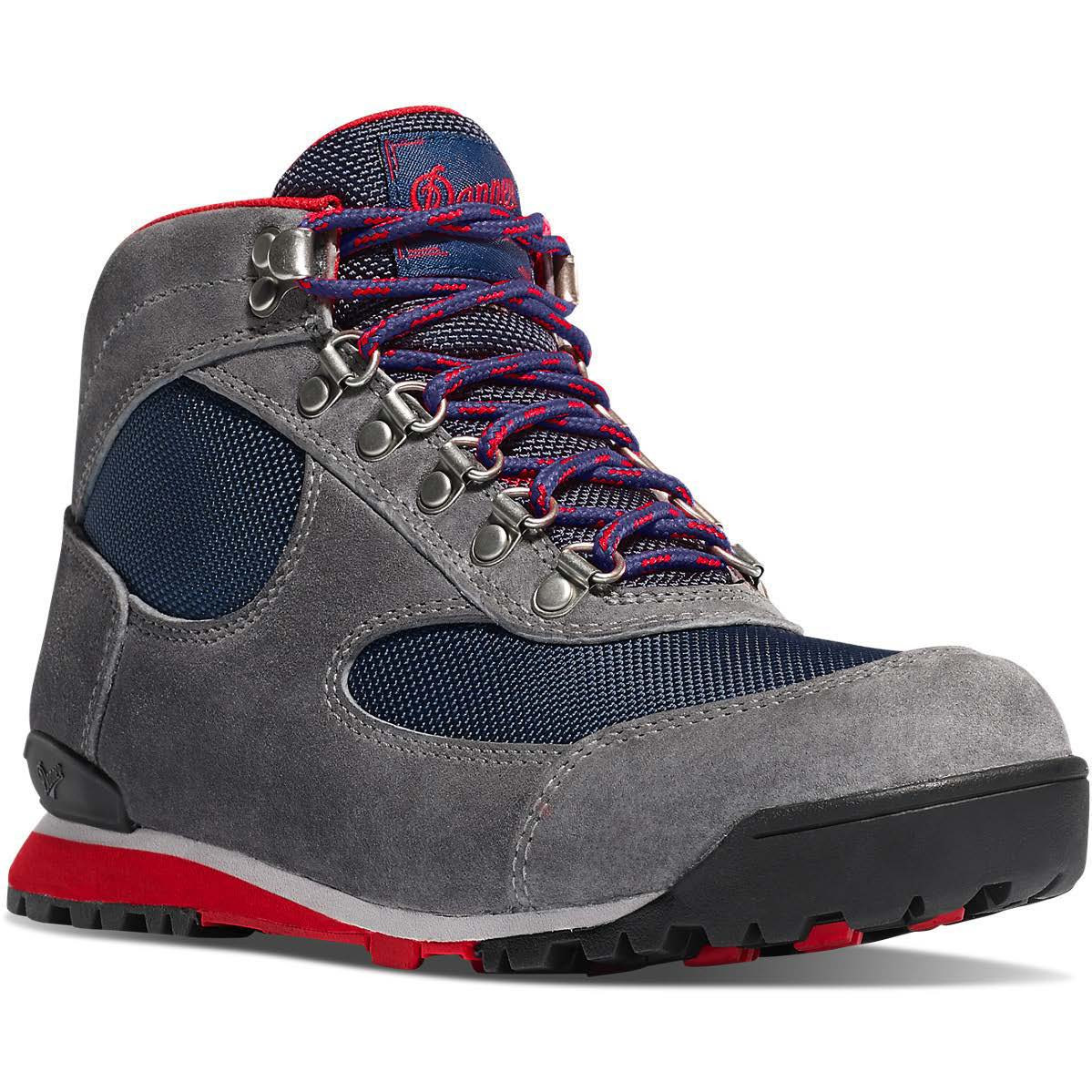 23b4fcb2493 Danner Women's Jag Steel Gray/Blue Wing Teal Outdoor Boot Style No. 37356