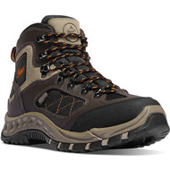 "Danner Men's TrailTrek 4.5"" Brown/Orange Outdoor Boot Style No. 61360"