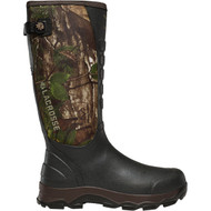 "LaCrosse Men's 4xAlpha Snake Boot 16"" Realtree Xtra® Green Hunting Boot"