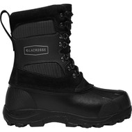 "LaCrosse Men's Outpost II 11"" Black Outdoor Boot"