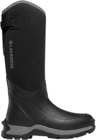 "LaCrosse Men's Alpha Thermal 16"" Black 7.0MM Outdoor Boot"