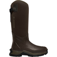 "LaCrosse Men's Alpha Thermal 16"" Brown 7.0MM Outdoor Boot"