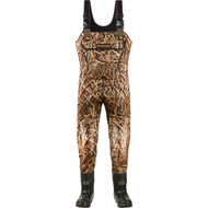 LaCrosse Men's Super Brush Tuff Mossy Oak® Shadow Grass Blades® 1200G Wader