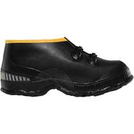 """LaCrosse Men's ZXT Buckle Deep Heel Overshoe 5"""" Black Industrial Boots"""