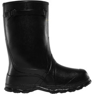 "LaCrosse Men's Utah Brogue II Overshoe 13"" Black Industrial Boot"