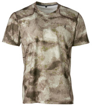 Hell's Canyon Speed Plexus Mesh Shirt Short Sleeve in ATACS Arid/Urban